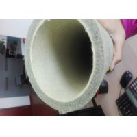 Wholesale Thick 500 Degree Heat Resistant Felt Tube For Aluminum Extrusion Table from china suppliers