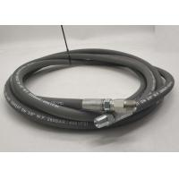 Wholesale Male NPT X NPT Swivel Gray Washing Machine Water Hose 4000 PSI Pressure from china suppliers