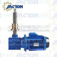 China electric driven synchronously screw jack, electronically operated synachronised screw jack on sale