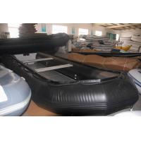 Wholesale 106 KG Roll Up Inflatable Dinghy For Rescuing , Larger Size Fold Up Boat For 20 Person from china suppliers