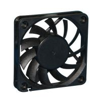 Quality 60mm Sleeve Bearing PWM FG DC Brushless Fan , High Speed Axial Cooler Fan for sale