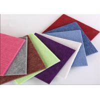 Wholesale Home Theater Felt Fabric Polyester Acoustic Panels for Wall Decoration from china suppliers
