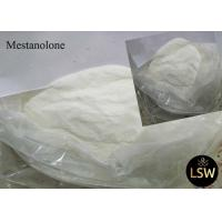China Mestanolone  Bodybuilding Steroid CAS 521-11-9 White Powder 99% Purity on sale