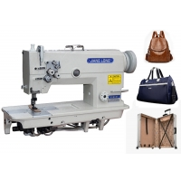Wholesale Lockstitch Flatbed Thick Thread DP×5 Needle Feed Sewing Machine from china suppliers
