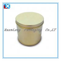 Wholesale round cookie tin wholesale /XL-50507 from china suppliers