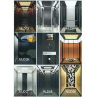 Buy cheap Safety Residential Lifts And Elevators , Machine Room Household Elevators With 64 Storey / Stop from Wholesalers