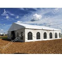 Wholesale Gorgeous Linings Decoration for Luxury Party Tent Marquee with Anodized Aluminum from china suppliers