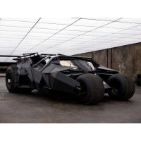 Wholesale event party deco  batman's car model car motor as decoration statue in shop/ mall /event celebrity activity from china suppliers