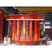 Wholesale 2800V Induction melting furnace for steel iron , Induction Metal Furnace from china suppliers