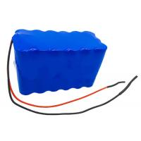 Quality 12.6V 15.6Ah lithium battery pack for sweeper robot rechargeable li-ion battery for sale
