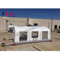 Wholesale Durable Inflatable Paint Booth For Car , Custom Pvc Inflatable Auto Paint Booth from china suppliers