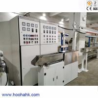 China 70mm Building PVC Wire And Cable Plastic Extrusion Machine High Efficiency on sale