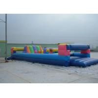 Wholesale Durable Commerical grade inflatable obstacle course , PVC Inflatable Amusement Park Toy from china suppliers