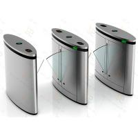 Wholesale Automated Turnstile Gate Systems, Crowd Access Control Flap Barrier Gate from china suppliers
