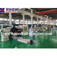 Professional Roll Slitting Machine Silicon Metal Steel Coils