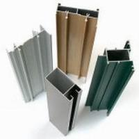 Wholesale Extruded T6 6061 Aluminium Profiles , Fluorocarbon Powder Spray Coated Profiles Extrusion from china suppliers