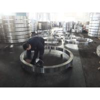 Wholesale F304L F304 F30 F316 F316L Forged Steel Rings Heat Treatment  Rough Machined from china suppliers