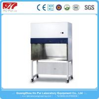 China 100 Level Horizontal Clean Workbench , Stainless Steel Clean Room Bench for sale