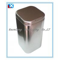 Wholesale Metal can for tea/XL-40203 from china suppliers