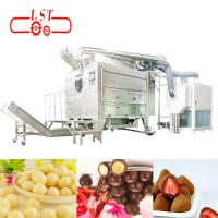 Wholesale Non Contamination Chocolate Coating Machine For Pharmaceuticals Industrial from china suppliers