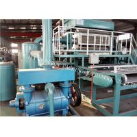 Wholesale Electrostatic Spraying Pulp Egg Tray Making Machine For Egg Box / Egg Cartons from china suppliers