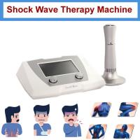 Wholesale Physiotherapy ESWT Shockwave Therapy Machine Radial 0.25 - 5.0 Bar Pressure from china suppliers