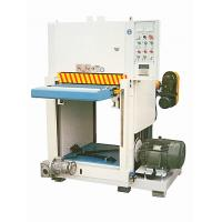 Quality Double Sanding Belt  Large Belt Sander Machine With Speed Control Power 20.75kw for sale