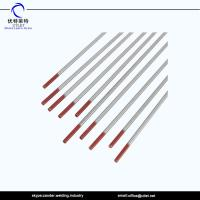 Wholesale High Quality WT20 2.4mm * 175 mm Tig Welding Tungsten Electrode Welding Rod from china suppliers