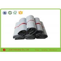 Wholesale White / Black Color Printed Poly Bags Moisture Proof PVC PE Post Bags from china suppliers