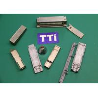 China Zinc Alloy Precision Die Casting Parts For Auto Components / Electronic Enclosures on sale