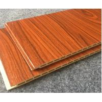 China pvc wall panel manufacturer decorative wall covering sheets hygenic pvc wall facad panel WPC ceiling cladding Srilanka on sale