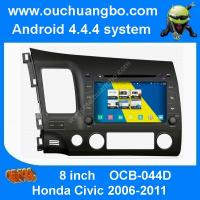 Wholesale Ouchuangbo S160 dvd gps radio stereo Honda Civic 2006-2011 with WIFI USB android 4.4 OS from china suppliers
