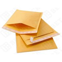 Wholesale High Slip Kraft Bubble Mailer , Cushioned Postage Mailing Bags 7.25*11 from china suppliers