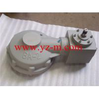 Wholesale BA series bevel gear actuator , top open and lose ,manaul bevel gear operator from china suppliers