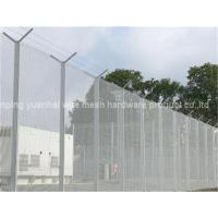 Buy cheap Welded Wire Mesh Anti Climb Security Fencing Panel For Public Grounds from wholesalers