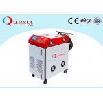 China 500W 1000W Laser Gun Handheld Laser Welding Machine For Soldering Steel for sale