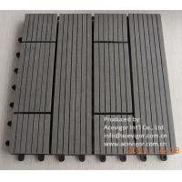 Wholesale WPC DIY decking tiles from china suppliers