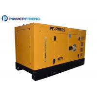 Wholesale 40KW 50KVA Fawde Diesel Power Generator with 4DX22-65D Engine from china suppliers