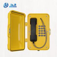 Wholesale Heavy Duty IP67 Weather Resistant Telephone / Outdoor Emergency Phone from china suppliers