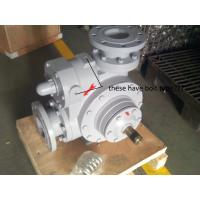 Buy cheap YB-100 Vane Pump Fuel Transfer Pump with Round Flanges Connection from wholesalers