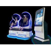 China 360 Degree Rotation 9d Vr Simulator / 9d Cinema Egg Chair With Vr Glasses on sale