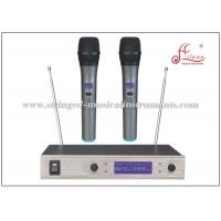 Wholesale FM Modulation Audio PA Systems UHF 600-920MHz  50Hz -18KHz Frequency respond from china suppliers