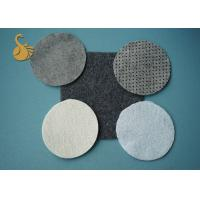 Quality Customized Needle Punched Heat Resistant Felt For Carpet Underlay , Carton for sale