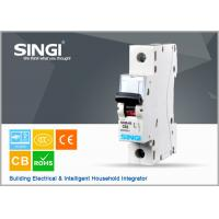 Wholesale SINGI SC65 63A one phase 400V mini circuit breaker(MCB) A grade LEG. mcb from china suppliers