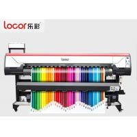 Wholesale Ultra -1601 Plus Indoor Printing Machine , Sublimation Digital Large Format Printer from china suppliers
