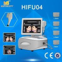 Wholesale 5 Heads High Intensity Focused Ultrasound For Face Lifting , 13mm Tips from china suppliers