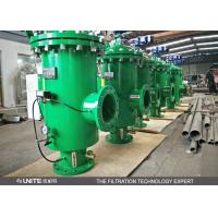 Buy cheap Professional Water Filters , Automatic Self cleaning Filter For Water Treatment from wholesalers