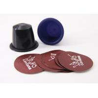 Wholesale Empty Instant Coffee Capsule Packaging For Espresso Lavazza Blue from china suppliers