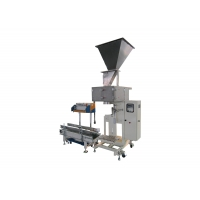 Wholesale Semi Automatic 25kg Open Mouth Bag Weighing Filling Machine 100 Bags/Hour from china suppliers