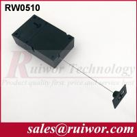 Wholesale Adhesive Quadrate ABS Plate Retractable Security Tether For Retail Displays from china suppliers